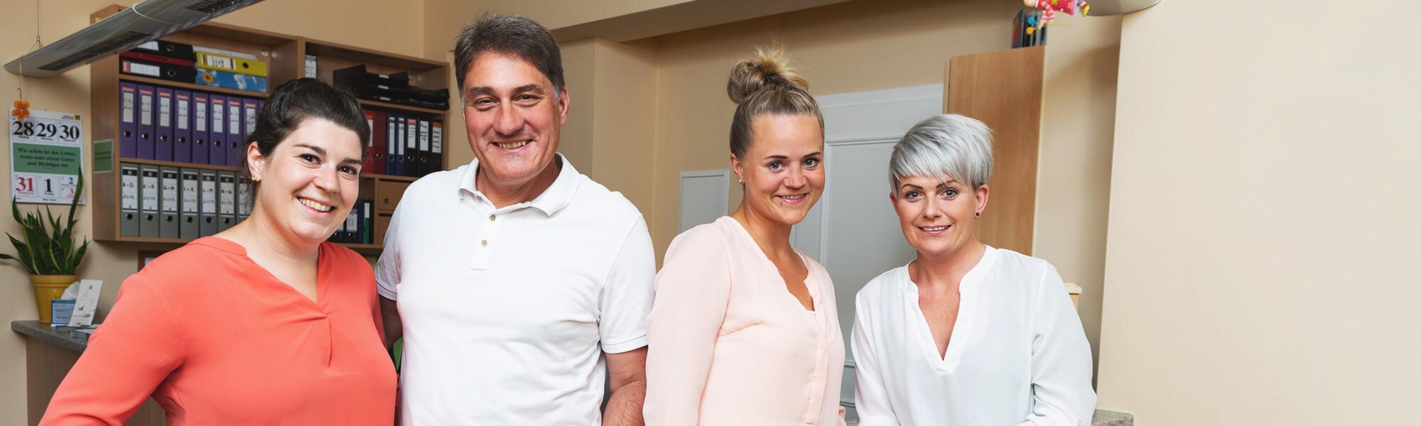 Hausarzt Hallwang - Jungbauer - Team